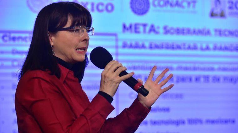 Conacyt planea fabricar al menos 700 respiradores en México para tratar a pacientes con Covid-19